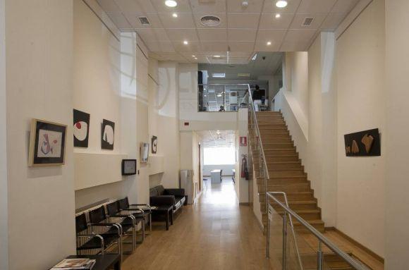 Centro de negocios con coworking Madrid CN Lagasca